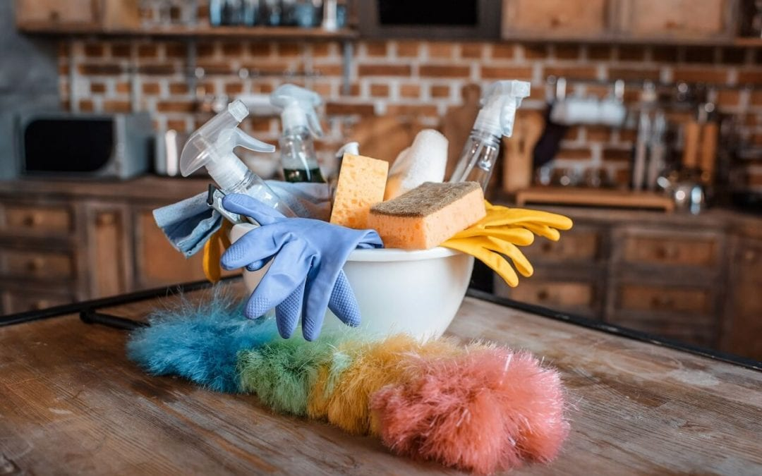 Keep a safe and healthy home with regular cleaning