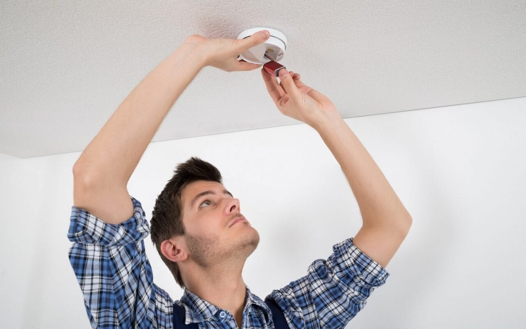 The Importance of Proper Smoke Detector Placement