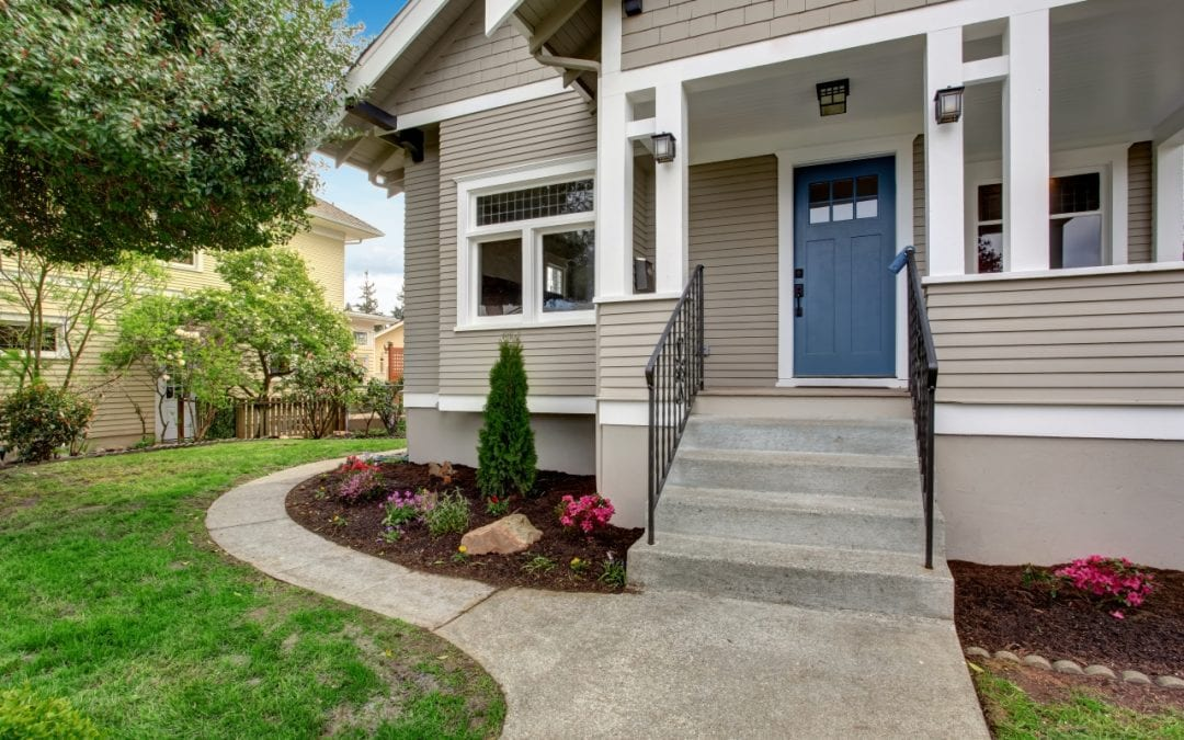 curb appeal to add value