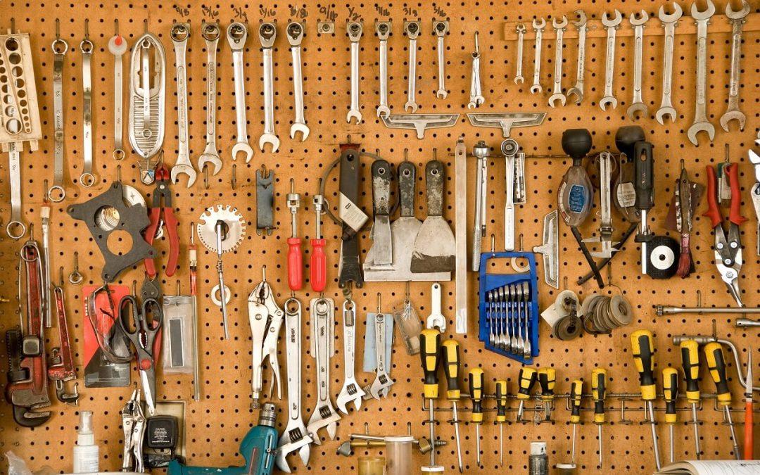 Creative Solutions for Garage Storage