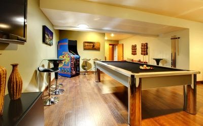 4 Ways to Update Your Basement